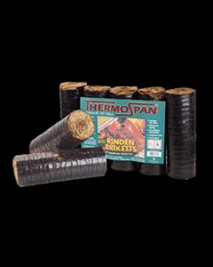 Thermospan Rindenbriketts Premium - Gluthalter